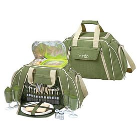 Promotional Picnic Duffel for 4