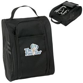 Promotional 600D PVC Golf Shoe Bag