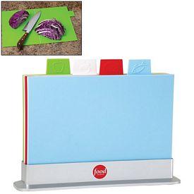 Promotional 5-Piece Folding Cutting Board Set