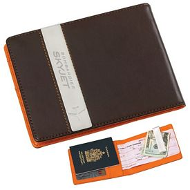 Promotional Mission Passport Wallet