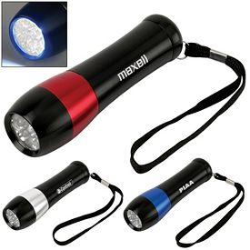 Promotional Saturn Flashlight 9 LED