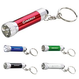Promotional 5 LED Keylight Key Chain