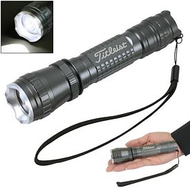 Promotional Rechargeable Dual Output LED CREE R3 5 Watt