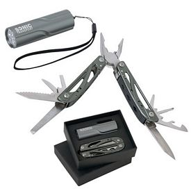 Promotional Crevasse Multi Tool Set