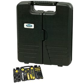 Promotional 53pc Tool Set with Tri-Fold Carrying Case