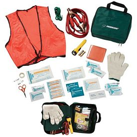 Promotional 39-Piece Roadside First Aid Kit