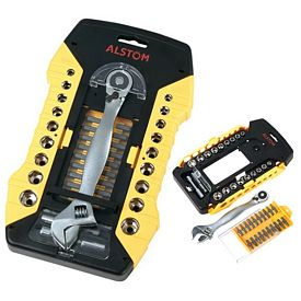 Promotional 41-Piece Ratcheting Driver Set