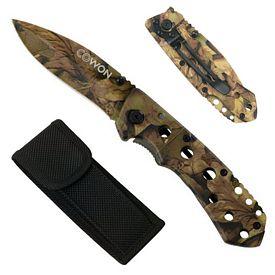 Promotional Bushmaster Camo Folder
