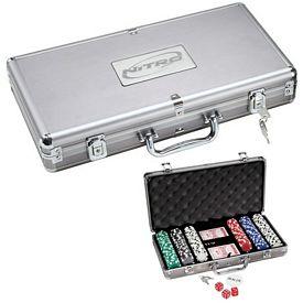 Promotional 300 Chip Poker Set