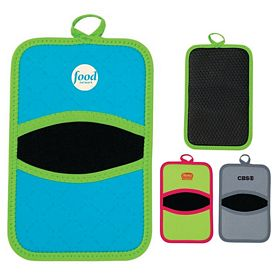 Promotional Neoprene Dual Pot Holder