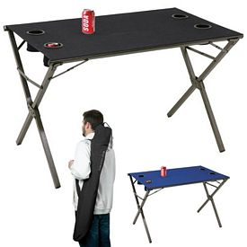 Promotional Foldable Polyester Event Table