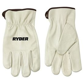Promotional Cow Grain Driver Glove