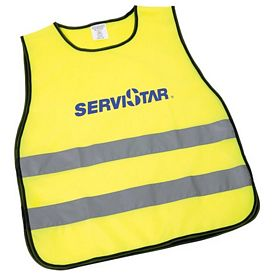 Promotional Reflective Strip Polyester Safety Vest