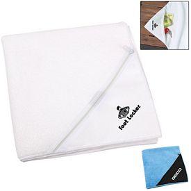 Promotional Microfiber Fitness Towel
