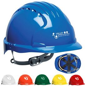 Promotional Evolution Deluxe 6131 Hard Hat