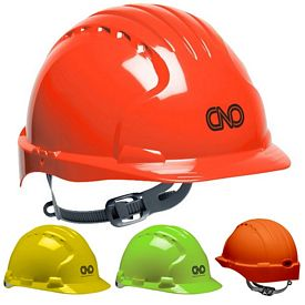 Promotional Evolution Deluxe 6131 Hi-Viz Hard Hat
