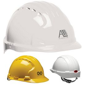 Promotional Evolution Deluxe 6131 Vented Hard Hat