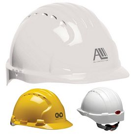 Promotional Evolution Deluxe 6151 Vented Hard Hat