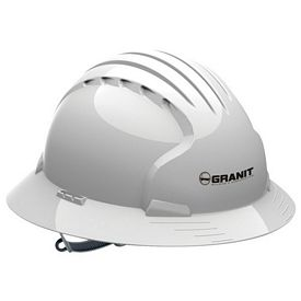 Promotional Evolution 6141 Full Brim Vented Hard Hat