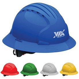 Promotional Evolution 6161 Full Brim Hard Hat