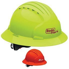 Promotional Evolution 6161 Full Brim Hi-Vis Hard Hat