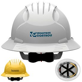 Promotional Evolution 6161 Full Brim Vented Hard Hat