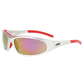 Promotional Bouton Flashfire Red Mirror Glasses