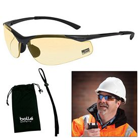 Promotional Bolle Contour Yellow Glasses