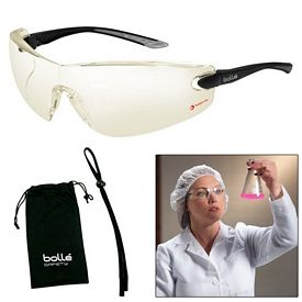 Promotional Bolle Cobra HD Clear Glasses