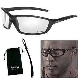 Promotional Bolle Solis Clear Glasses