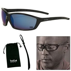 Promotional Bolle Solis Blue Mirror Glasses