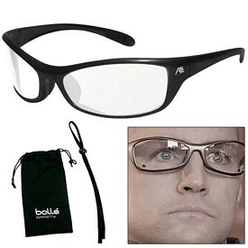 Promotional Bolle Spider Clear Glasses
