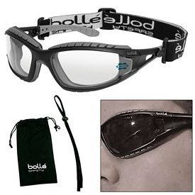 Promotional Bolle Tracker Clear Glasses