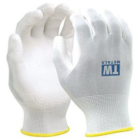 Promotional G-Tek NP White Gloves
