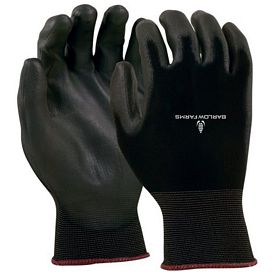Promotional G-Tek Black Knit Gloves