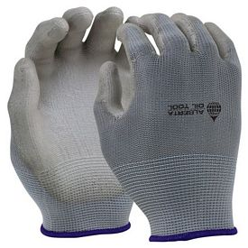 Promotional G-Tek NPG Grey Knit Gloves