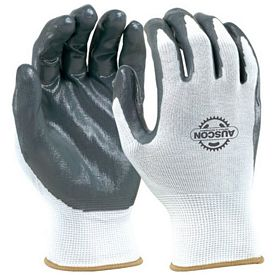 Promotional G-Tek NN White Knit Gloves