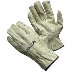 Promotional Pigskin Driver's Gloves