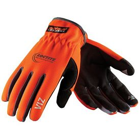 Promotional Viz Contruction Gloves by Maximum Safety