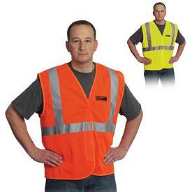 Promotional Class 2 Mesh Fabric Vest