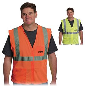 Promotional 2 Pocket Value Mesh Vest