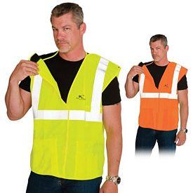 Promotional 3 Pocket Solid breakaway Vest