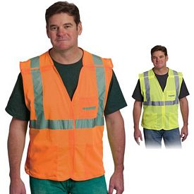 Promotional 3 Pocket Mesh Breakaway Vest
