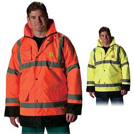 Promotional Value Insulated Winter Coat