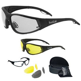 Promotional Bolle Rogue Glasses 3-Lens Kit