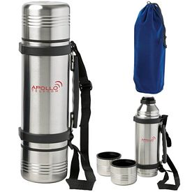 Promotional 34 oz Orion 3-in-1 Thermos