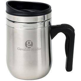 Promotional 10 oz Motif Desk Mug