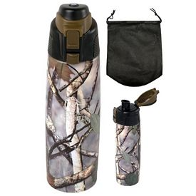Promotional 16 oz  Muskoka Fall Vacuum Water Bottle