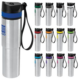 Promotional 20 oz Stainless Steel Tower Vacuum Water Bottle