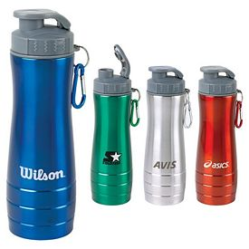 Promotional 26 oz Action Water Bottle